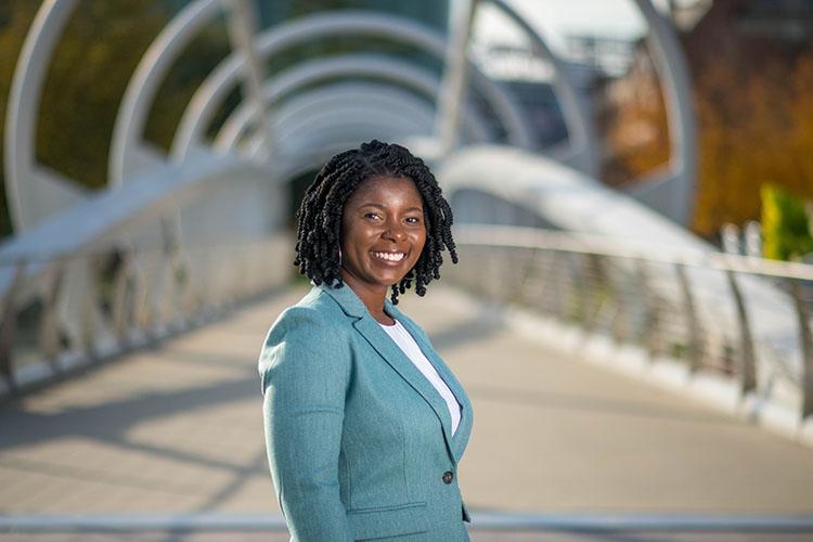 Dr Tiana Garrett Cherry